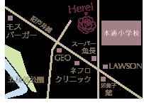 クルールネイル店舗情報:函館市本通1丁目42-20