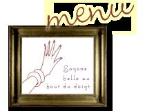menu : クルールネイルのメニュー